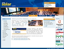Intersolar Europe Conference